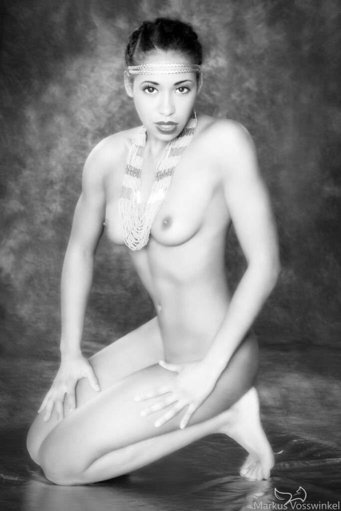 black and white women photography