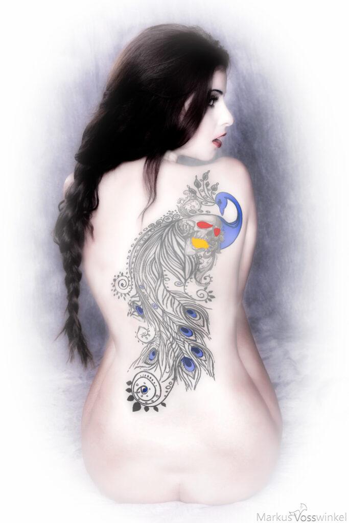fine arts, tattoo