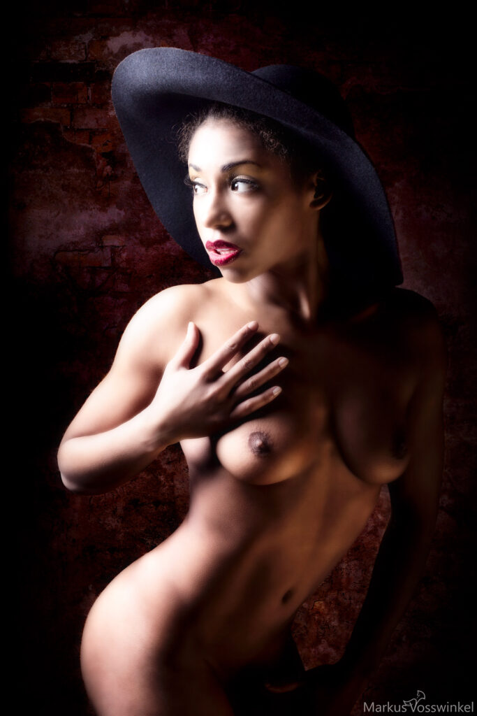 half body portrait photography, Celie