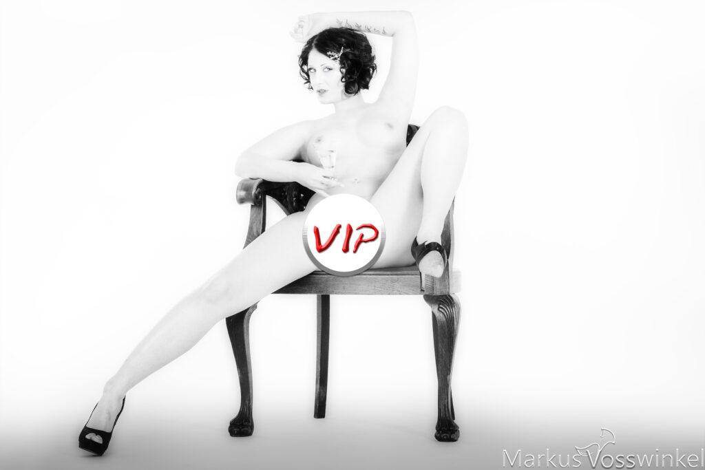 Open Shot, VIP-Preview